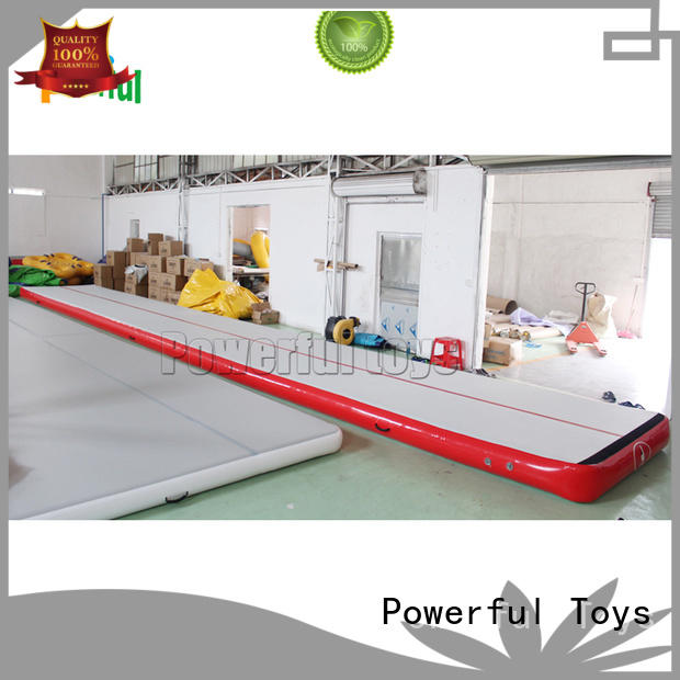 wholesale jump air bag at discount for trampoline Powerful Toys