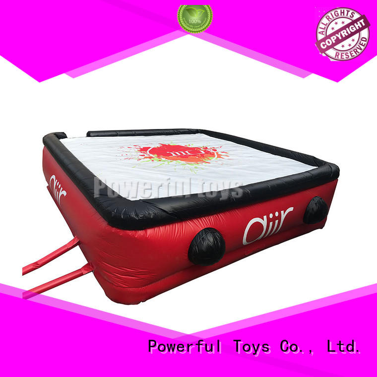 air track inflatable for sports Powerful Toys