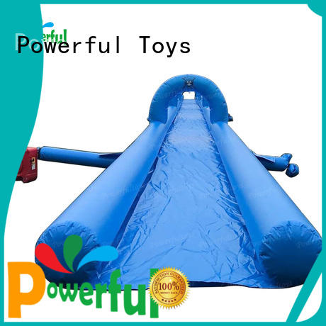 Powerful Toys commercial inflatables light weight for fun