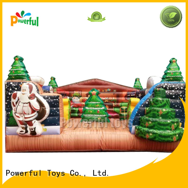 custom inflatable bouncer castle top selling for customization