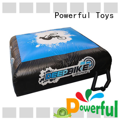 bmx snowboard airbags bicycle for game Powerful Toys