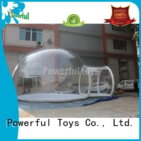 best inflatable tent comfortable factory direct supply Powerful Toys