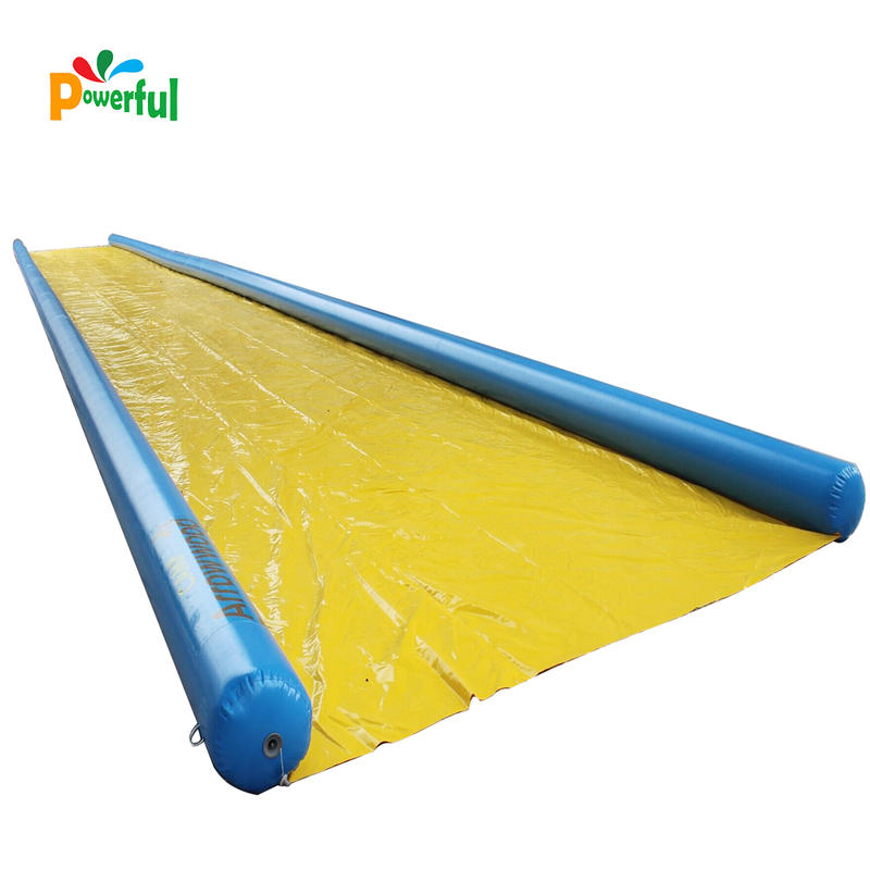 20X3m inflatable water slip n slide for city