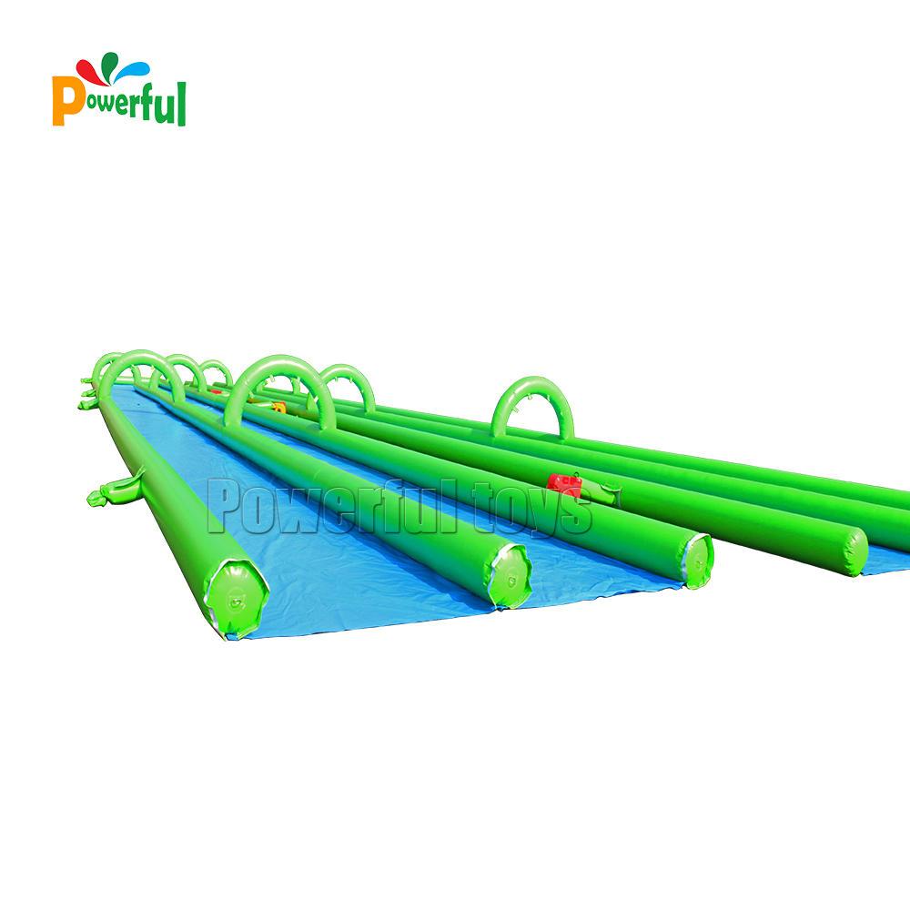 100m inflatable water slide for city slip n slide