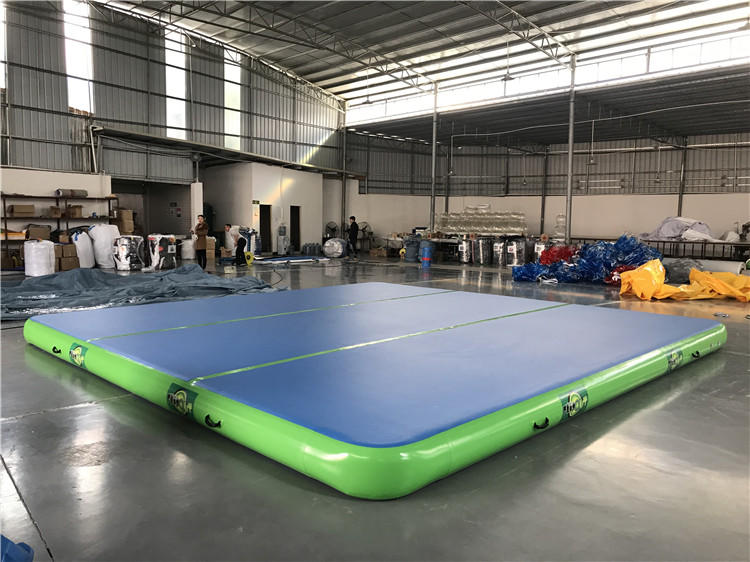 tumble gym air track for gymnastics