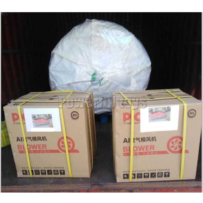 ODM foam pit airbag at discount-4