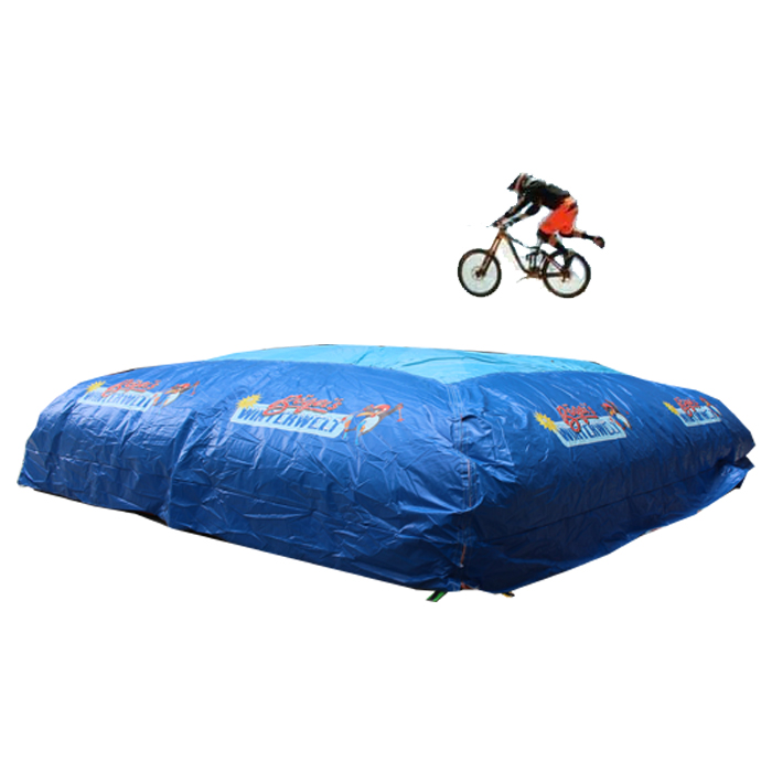 Powerful Toys freestyle landing airbag bmx for sports-8