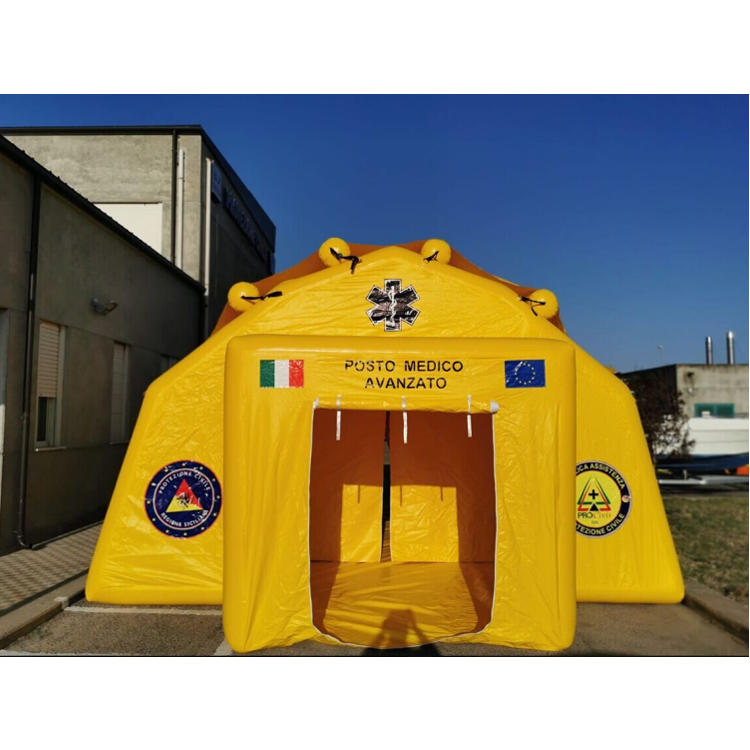 High quality inflatable emergency tent ,inflatable hospital tent ,inflatable medical tent factory