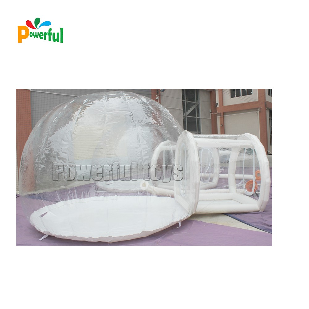 Powerful Toys inflatable dome tent top brand-5