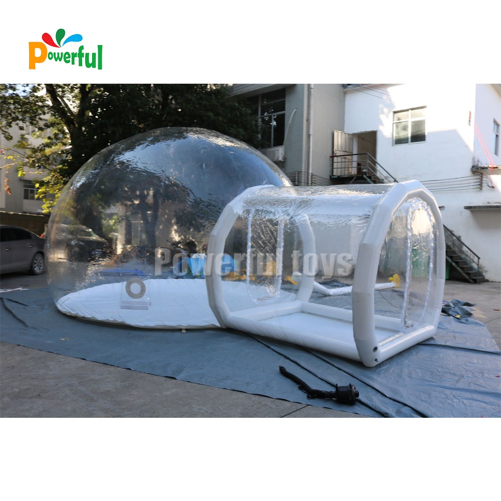 Powerful Toys inflatable dome tent top brand-6
