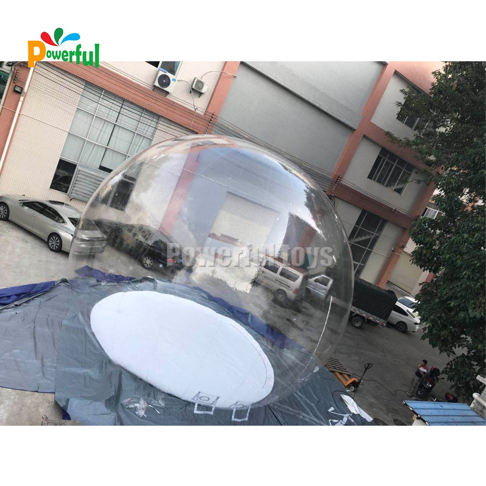 Powerful Toys inflatable dome tent top brand-9
