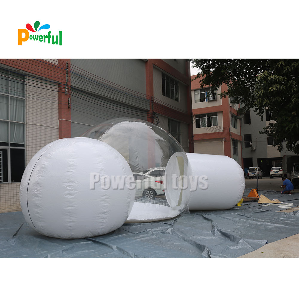 Powerful Toys inflatable dome tent top brand-10