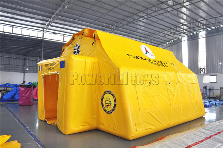 Powerful Toys inflatable dome tent factory direct supply