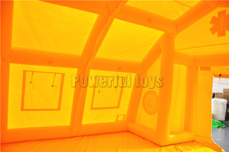 Powerful Toys inflatable dome tent factory direct supply-13