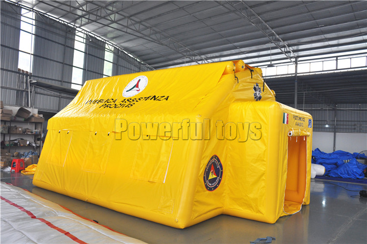 new inflatable tent fast delivery-4