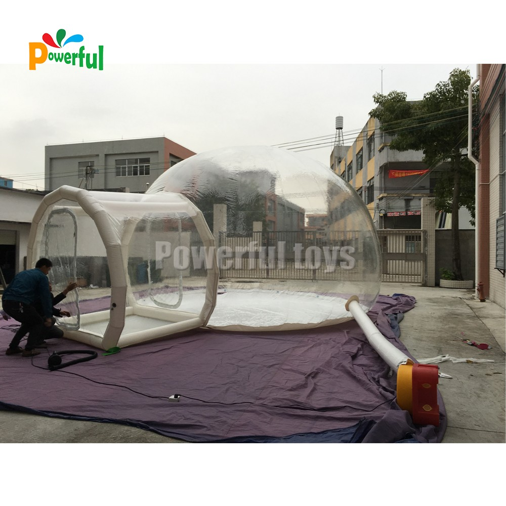 Powerful Toys inflatable dome tent top brand-15