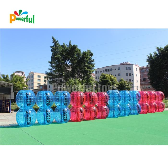 1.5m bubble football inflatable bumper soccer ball