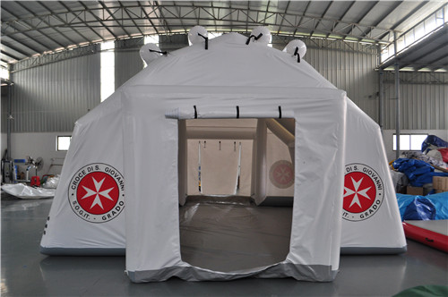 inflatable dome tent factory direct supply Powerful Toys-11
