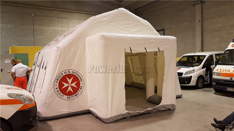 inflatable dome tent factory direct supply Powerful Toys-13