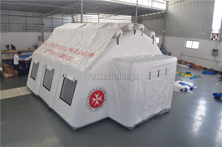 inflatable dome tent factory direct supply Powerful Toys-15