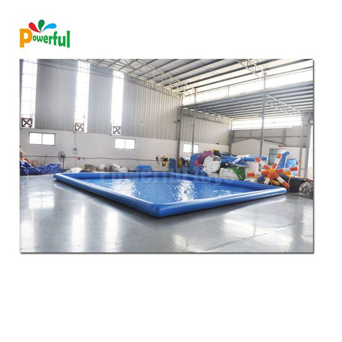 Inflatable swimming pool pvc giant water pool for kids and adults