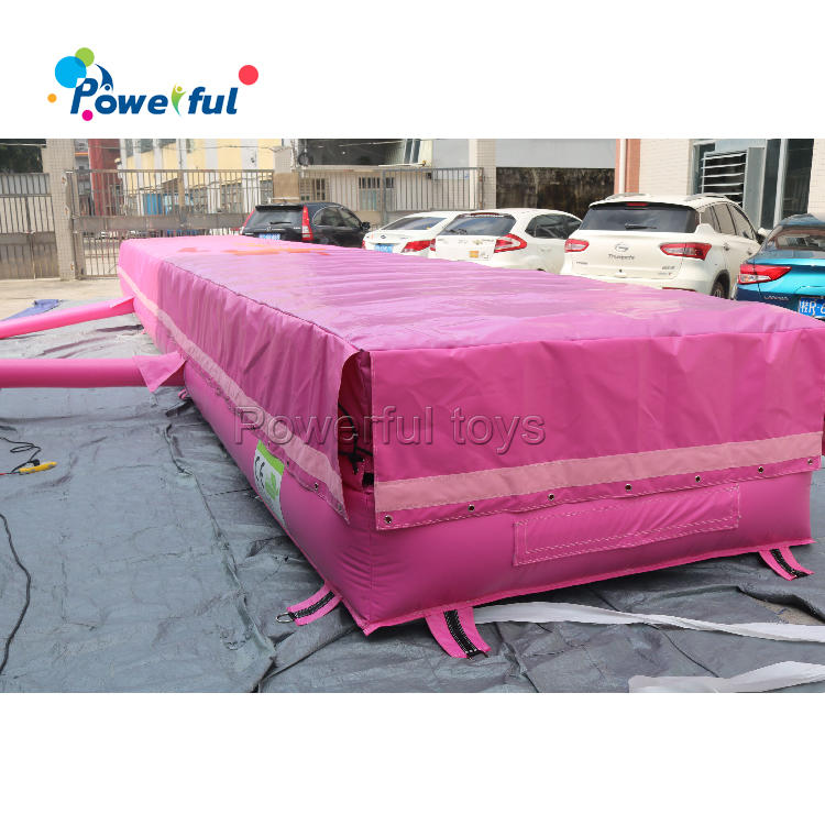 Factory price inflatable airbag,landing airbag ,stunt airbag for sale