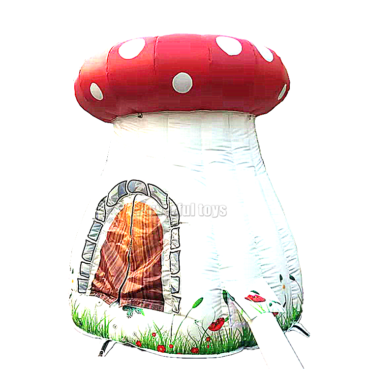 New inflatable mushroom dome tent for kids