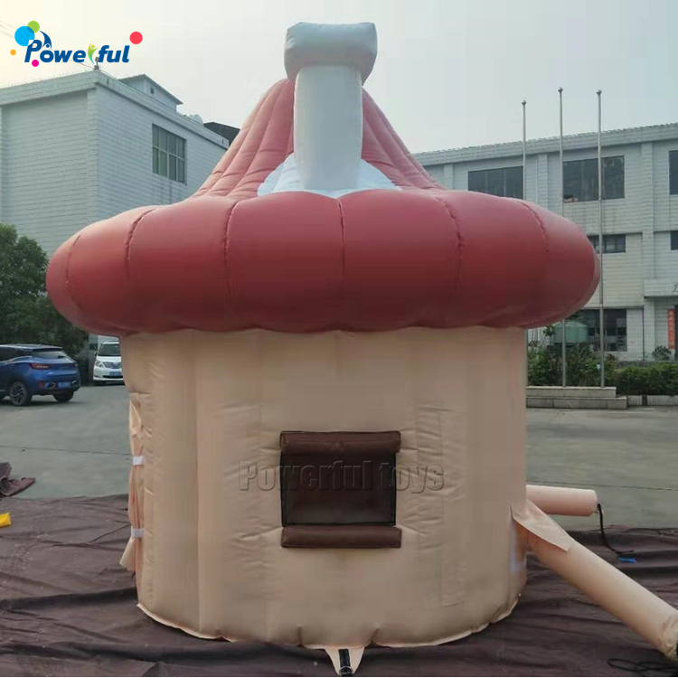 chic inflatable bubble tent practical top brand-4