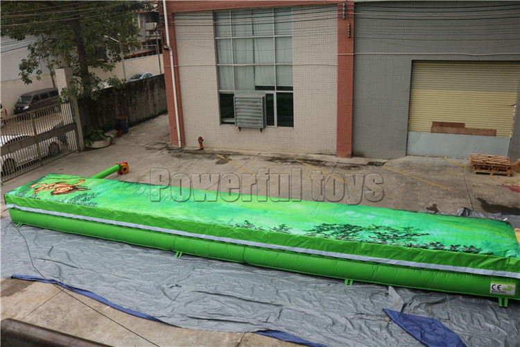 Powerful Toys trampoline airbag for sale-4