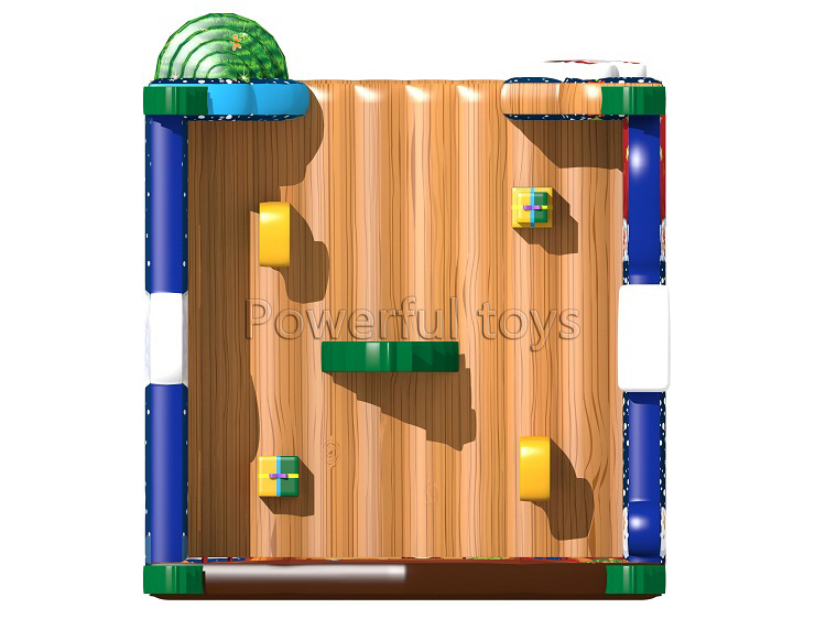 Powerful Toys popular inflatable bouncer castle top selling for customization-9
