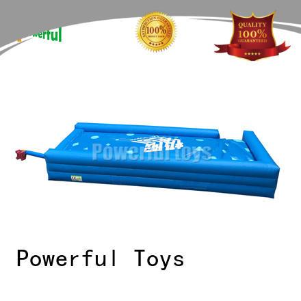 Powerful Toys Brand quality air air track bag factory