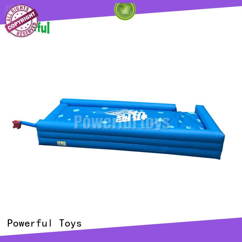 wholesale custom inflatables training slide