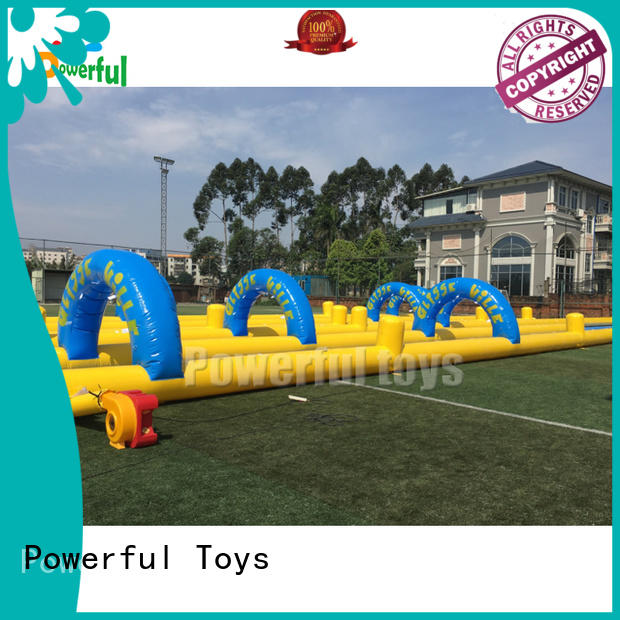 Powerful Toys high-quality best water slides top brand amusement park