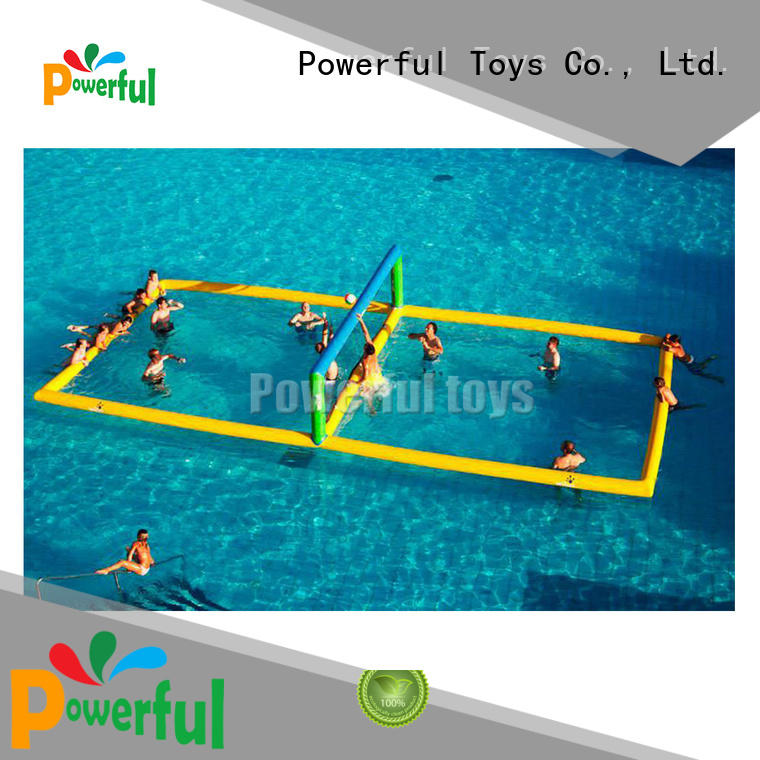 Powerful Toys custom blow up water slide for adults light weight amusement park