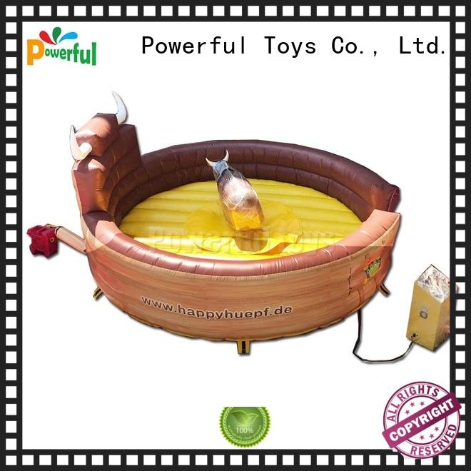 Powerful Toys mechanical bull riding fast delivery wholesale