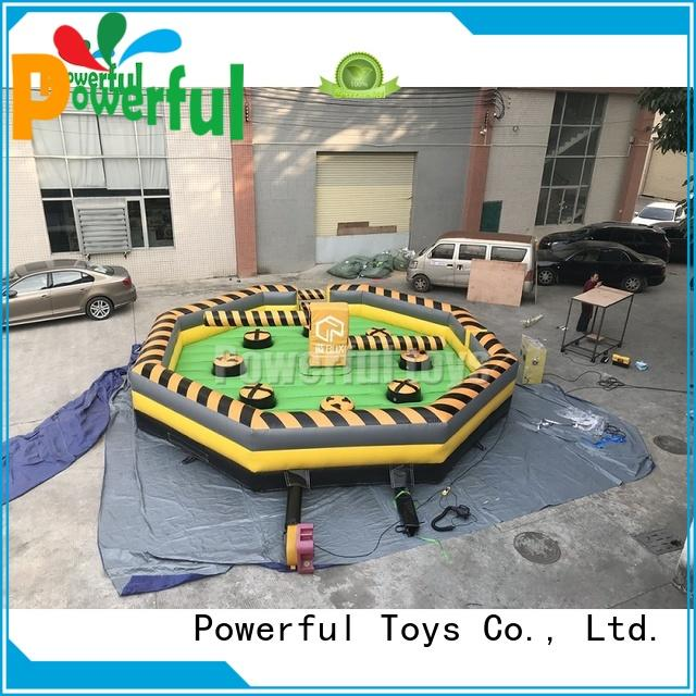 high quality wipeout inflatable light weight for fun