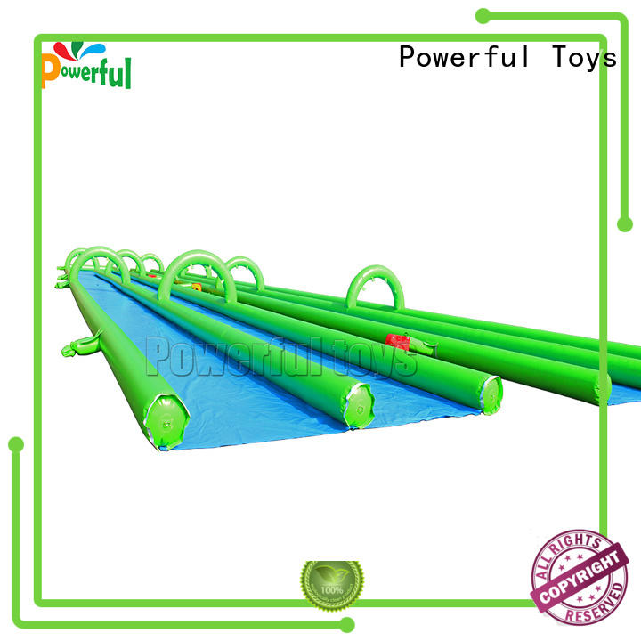 blow up water slide for adults cheap amusement park Powerful Toys