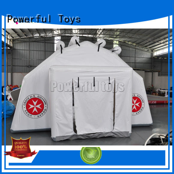 best inflatable tent fast delivery Powerful Toys