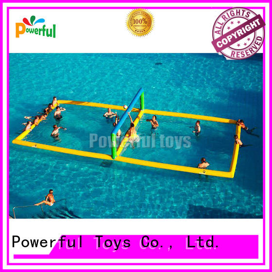 Powerful Toys durable inflatable water toys light weight at discount