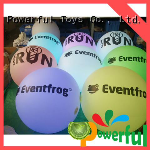 Powerful Toys top brand advertising balloons custom at sale