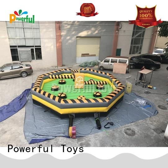 bulk production inflatable sports safe for sport Powerful Toys