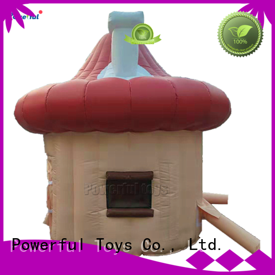 Powerful Toys new inflatable tent custom top brand