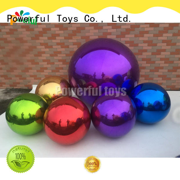 Powerful Toys big inflatable ball popular at sale