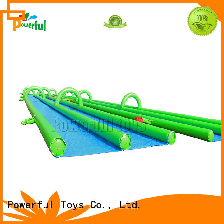 Powerful Toys high-quality portable swimming pool light weight amusement park