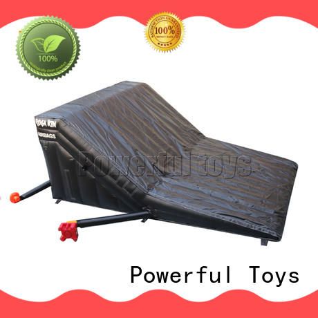 training jump air bag extreme for ramp Powerful Toys