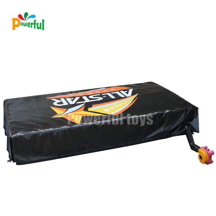 airtrack jump air bag bike for sports Powerful Toys-3