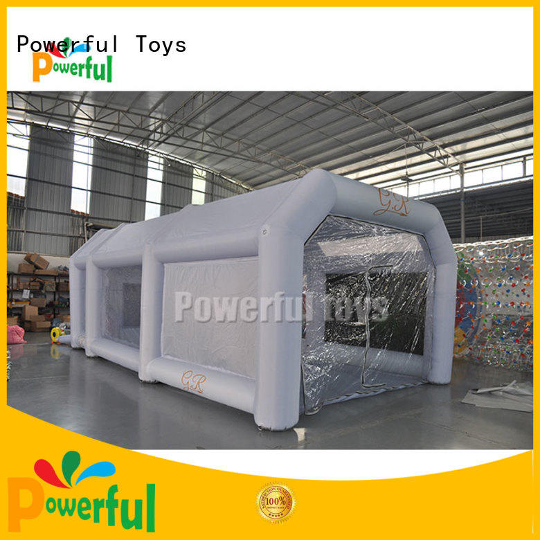 Powerful Toys inflatable model custom at sale