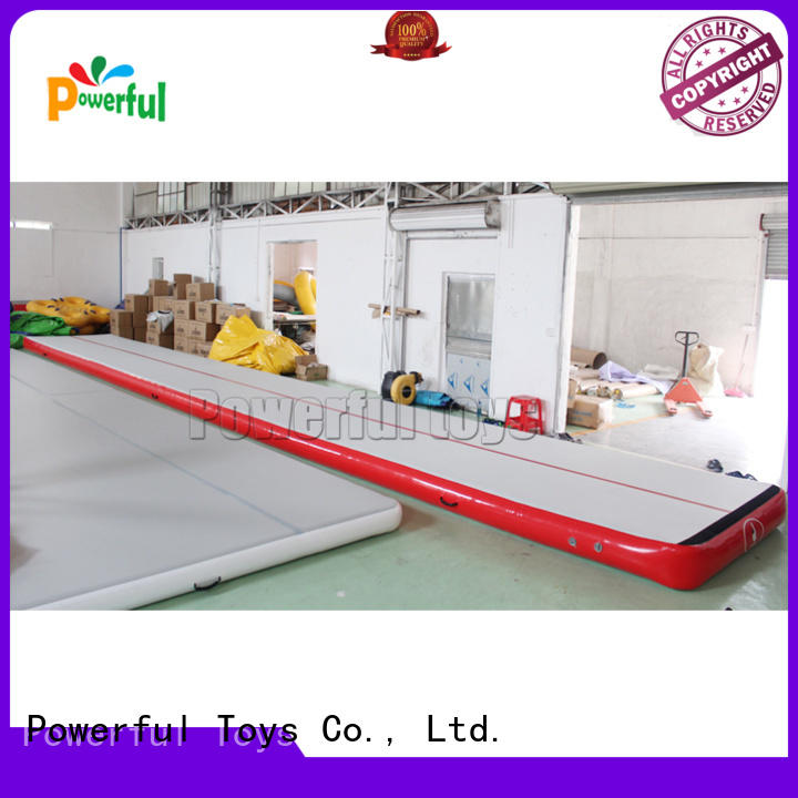 soft air track gym for sports