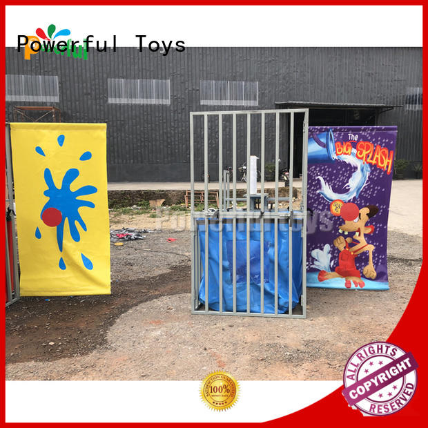 Powerful Toys durable inflatable water play amusement park