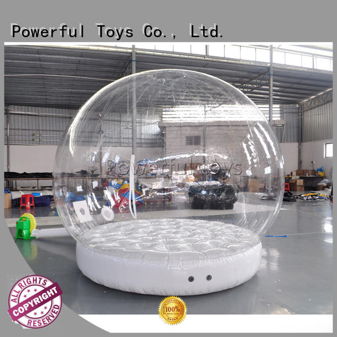 high-quality clear inflatable tent top brand